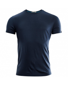 Aclima Lighwool T-shirt Navy Blazer
