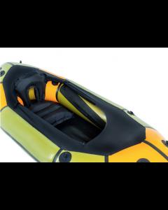 Anfibio Rebel 2K Packraft (Med Sidelommer) - 1 Person(2375g/150kg)