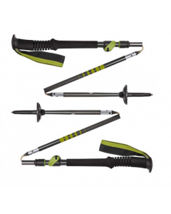 Black Diamond DISTANCE PLUS FLZ Z-POLES 120-140 cm