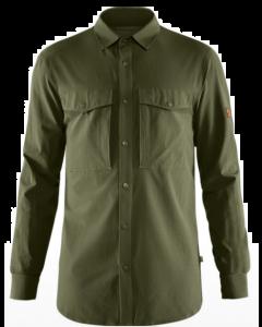 Fjällräven Abisko Trekking Skjorte til Herrer