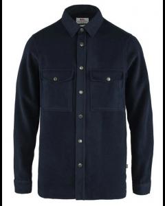Fjällräven Canada Shirt Solid Herre Model