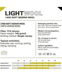 Aclima Lightwool Shorts