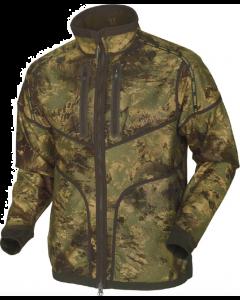 Härkila Lynx Reversible Fleece Jacket