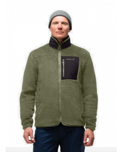 Norrøna Warm3 Fleece jakke til Herrer