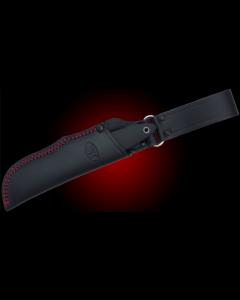 Fällkniven WM1 med læderskede
