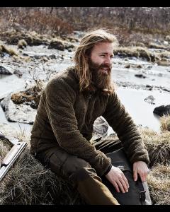 Northern Hunting Hald Fleece Anorak
