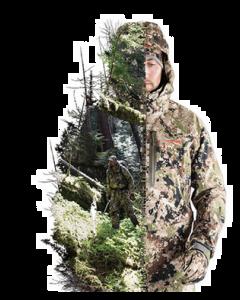 Sitka Traverse Cold Weather Hoody - BESTSELLER - NY MODEL - Subalpine