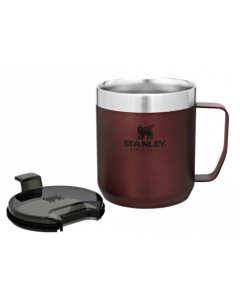 Stanley Legendary Camp Mug 350ml - Wine red