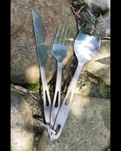 Toaks 3-Piece Cutlery Set