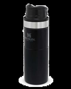 Stanley Classic One Hand Vacuum Mug STOR - Sort - 470 ml