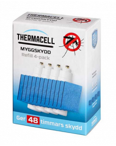 Thermacell Myggebeskyttelse Refill 4-pak