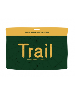 Trail Food Beef and Potato Stew