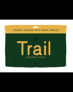 Trail Food Creamy Chicken med Perlebyg