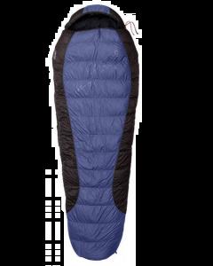 Warmpeace Viking 600 180cm Venstre Lynlås Dun Sovepose