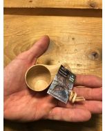 Mini Trækop - Snapseglas 2ml