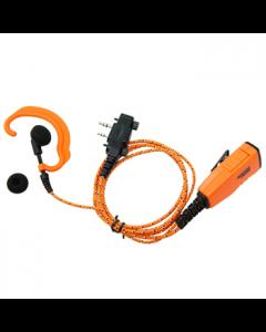 ICOM  Headset Standard nr 29114 til ProHunt Basic 2/Compact og Basic Digital