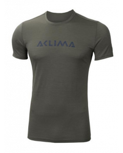Aclima Lightwool T-shirt W/Logo