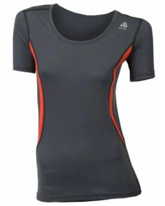 Aclima T-shirt Round Neck Women