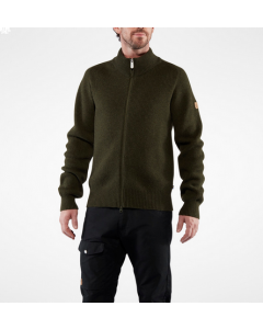 Fjällräven Greenland Re-Wool Cardigan til Herrer