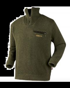 Härkila Annaboda Jersey - Jagt Strik Sweater med Windstopper