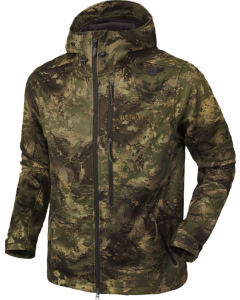 Härkila Lagan Camo Jakke AXIS MSP Forest Green