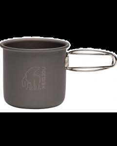 Nordisk Aluminiums Mug 400ml