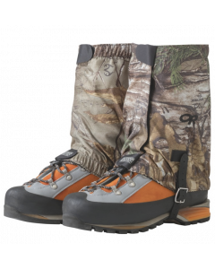 Outdoor Research Rocky Mountain Low Gaiters,Realtree L/XL