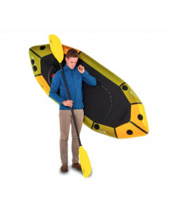 Anfibio Rebel Packraft (Uden Sidelommer) - 1 Person(1975g/150kg)
