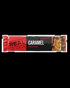 Real Turmat Caramel Energy Bar
