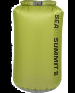Sea To Summit Ultra Sil Drysack 13 ltr Grøn