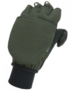 Sealskinz Windproof Cold Weather Convertible Mitt - NY MODEL