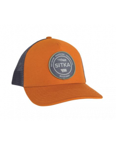 Sitka Seal Five Panel Patch Trucker Cap