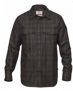 Fjällräven Övik Re-Wool Shirt LS