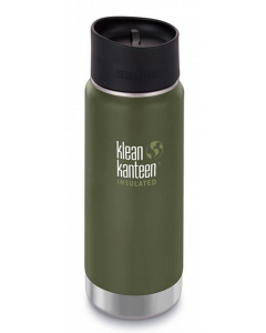 Klean Kanteen Insulated Wide 473ml Fresh Pine