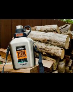 Stanley Steel Canteen 1L