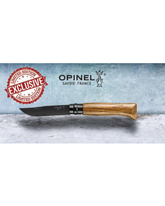 Opinel NO.8 Black Oak.Ltd.Edition