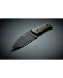 Willumsen Despot Fixed blade Olive Large