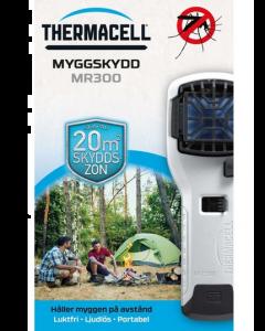 Thermacell MR300 Hvid - myggebeskyttelse når det er bedst
