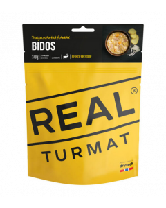 Real Turmat Bidos (Rensdyr Suppe Med Rodfrugter)