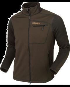 Härkila Vestmar Hybrid fleece jakke